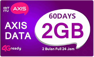 Axis Data 2GB 60Days