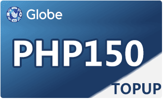 GLOBE TOPUP PHP 150