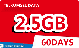telkomsel data 60days2.5G